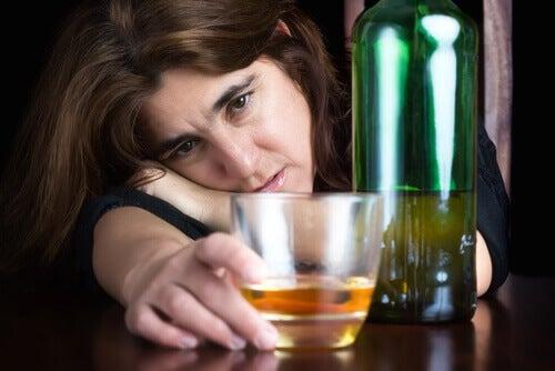 Depressie -alcohol
