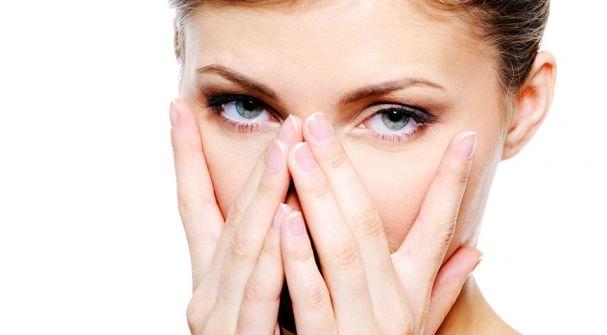 Irritatie aan ogen