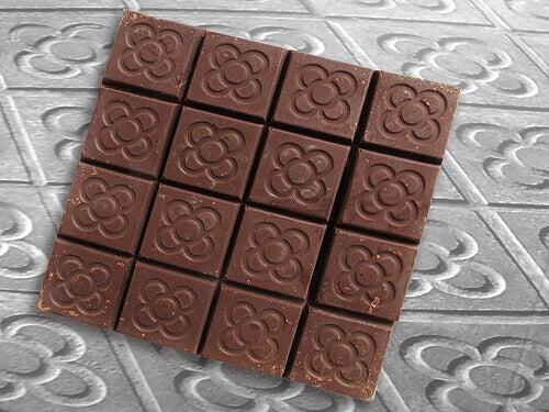 Chocola is een van de natuurlijke afrodisiaca