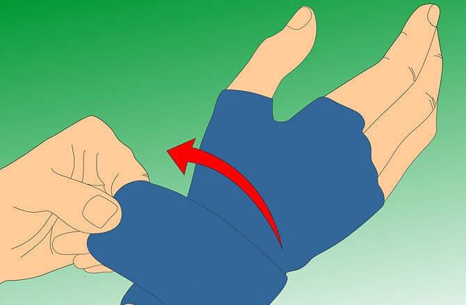 compressiehandschoenen