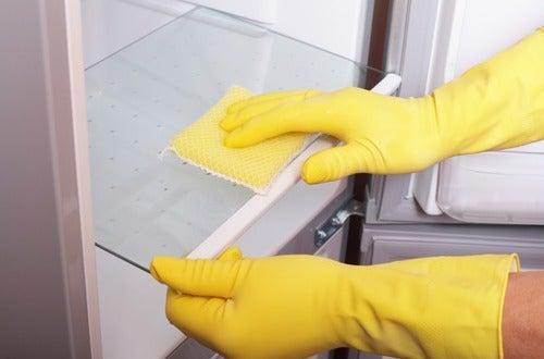 Gebruik azijn om je huis schoon te maken