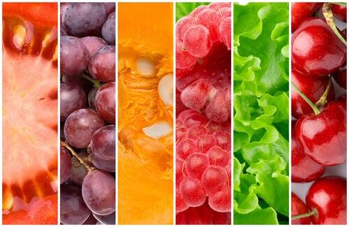 Caloriearm fruit dat toegestaan is bij diëten