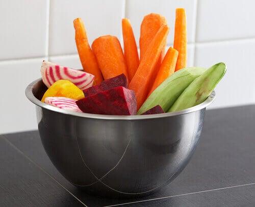 groenten-voedsel