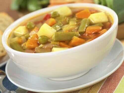Heerlijke recepten voor groentesoep
