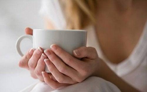 ontspannende infusies lekker warm kopje thee