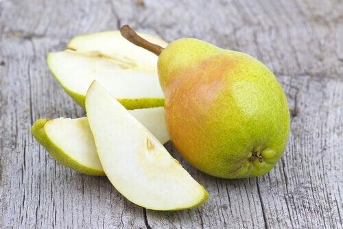 Waarom is het eten van één peer per dag belangrijk?
