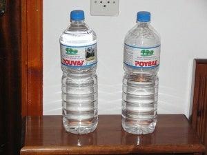 Reinig je nieren door genoeg water te drinken