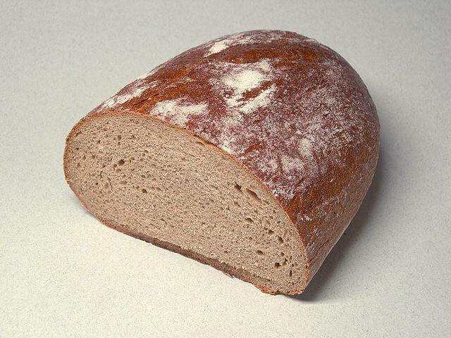 Half roggebrood