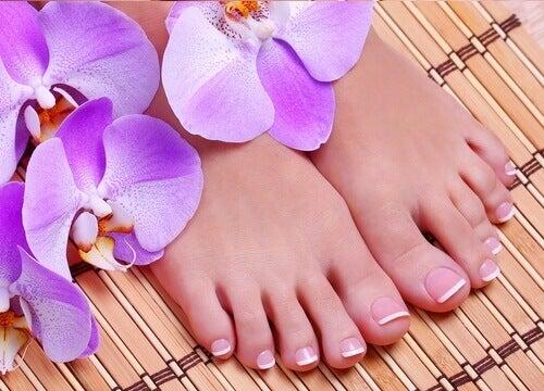Aanbevelingen voor mooie en gezonde voeten