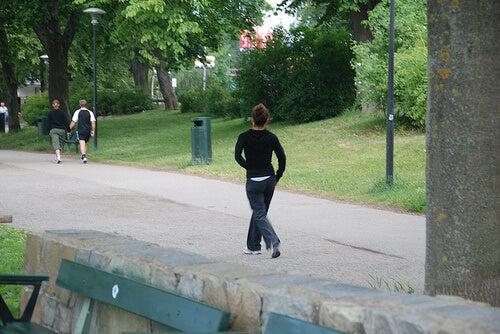Voordelen van 30 minuten wandelen
