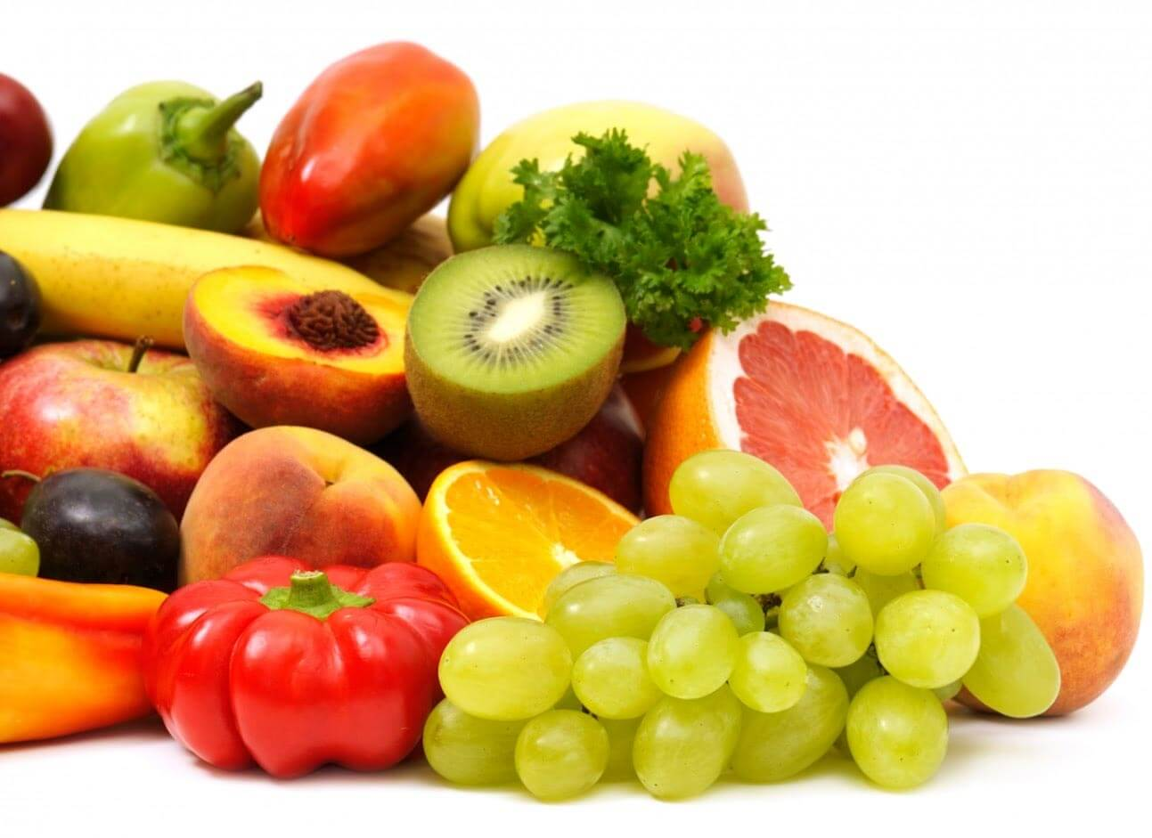 Fruit om een verzwakt immuunsysteem tegen te gaan