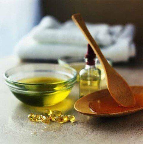 Zelfgemaakte nagelverharder met vitamine E