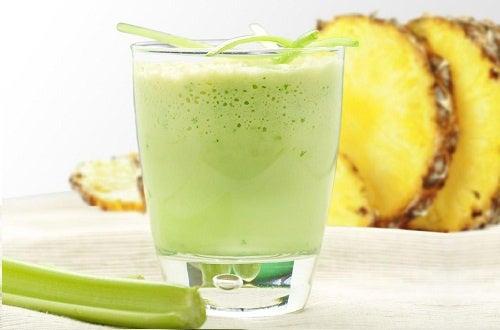 Afvoer van gifstoffen? Tips voor 6 gezonde smoothies