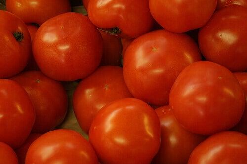 Tomaten zijn goede natuurlijke diuretica
