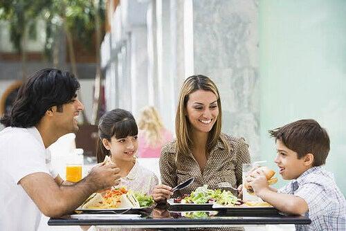 Breng tijd door met je familie