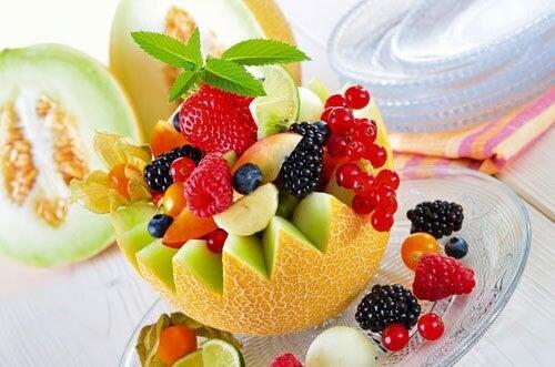 Het beste voedsel tegen veroudering