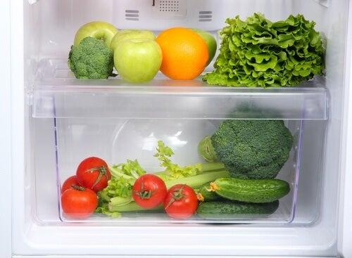 Voedsel dat je nooit in de koelkast mag plaatsen