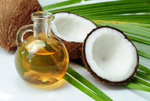 kokos-olie