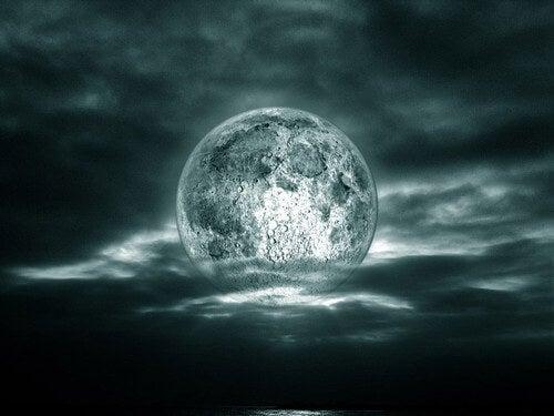 Kan de maan je leven beïnvloeden?