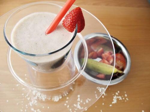 Voordelen van soorten melk zoals havermelk