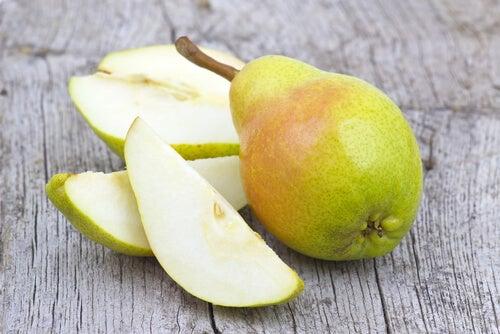 Peren kunnen helpen je metabolisme te versnellen