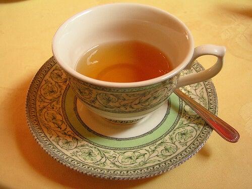 rozemarijn-thee voor gezonder zenuwstelsel