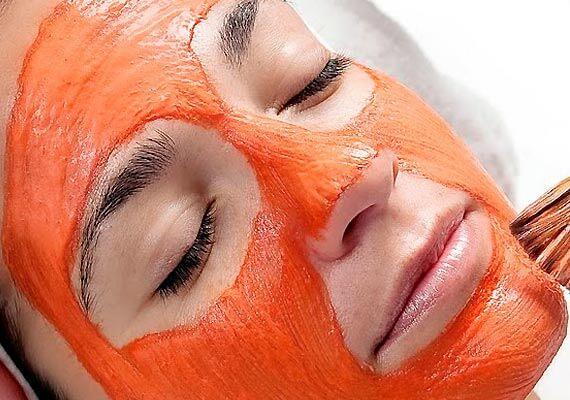 Wortelmasker voor de huid
