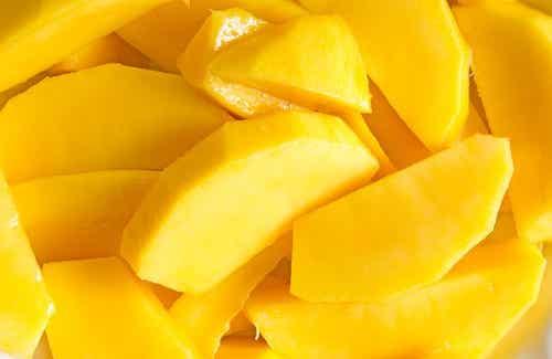 Mango een vrucht tegen veroudering en andere effecten