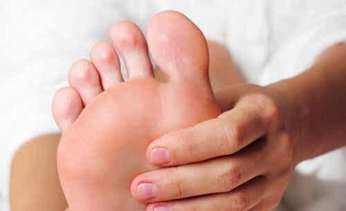 Tips om vermoeide voeten te verlichten