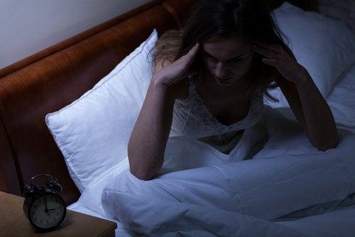 botten beschadigen slaaptekort