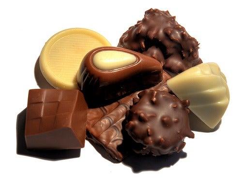 Chocola eten tegen depressie