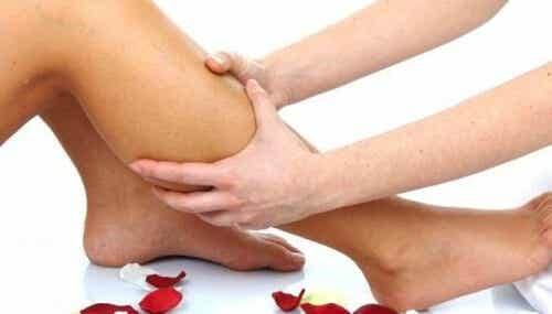 Circulatie in de benen bevorderen met kruiden