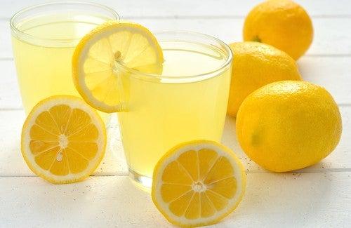 citroen goed voor afvallen