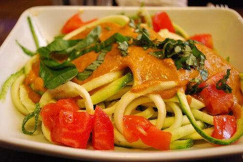 eet minder granen en meer groente