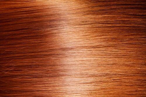 Gekleurd Haar
