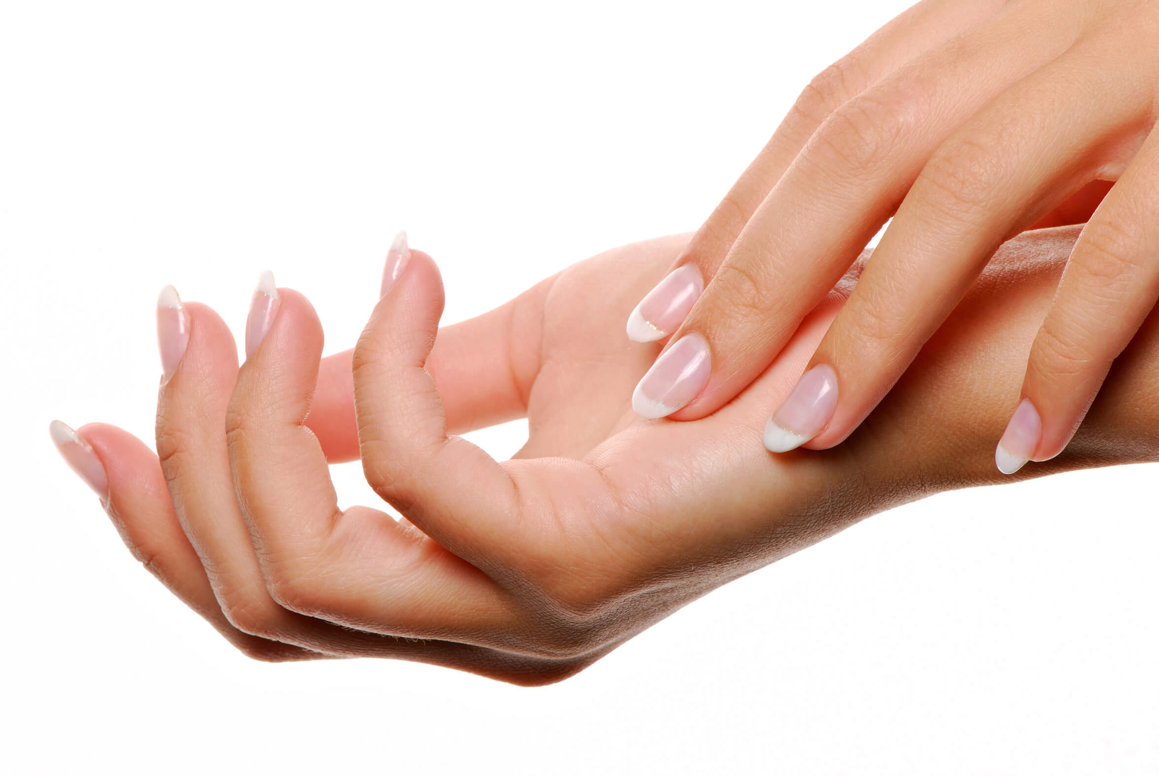 Last van de handen en pols