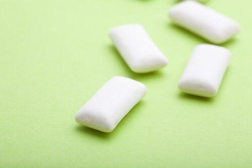 kauwgom-kauwen