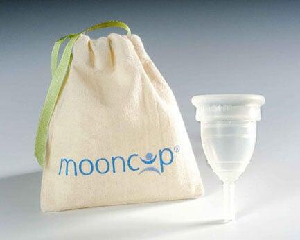 menstruatie-cup