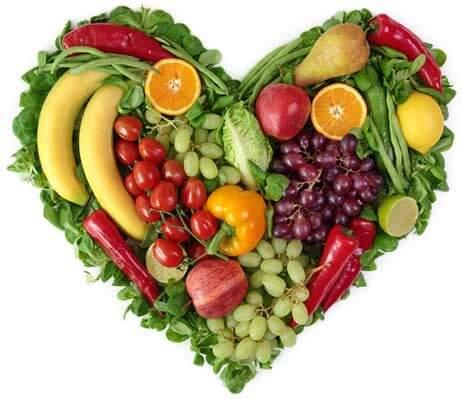 Fruit en Groente met Kalium