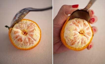 sinaasappel-lepelen