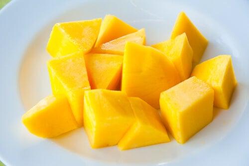 stukjes-mango