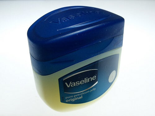 Tips met vaseline