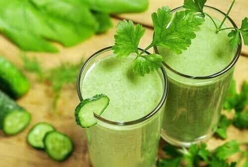 9 ontgiftende shakes