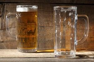 Bier geeft een hoop energie