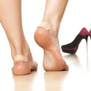 eelt-voeten