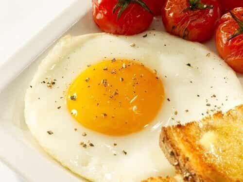 Zo verlies je gewicht met het ontbijt