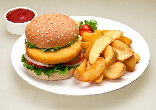 Fastfood kan leiden tot kanker