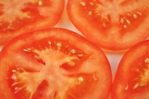 Schijfjes Tomaat