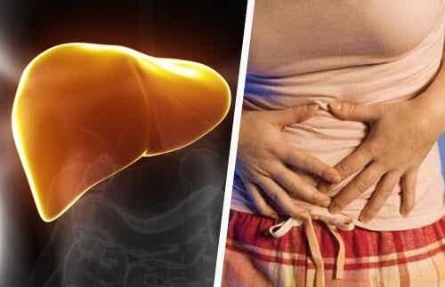 18 indicatoren van leverproblemen