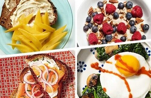 8 ontbijtmaaltijden die je helpen gewicht te verliezen